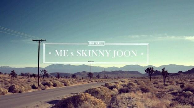 me & skinny joon - seesaw