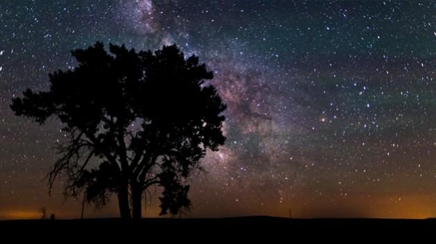 Wild Wyoming - Nuit etoilée