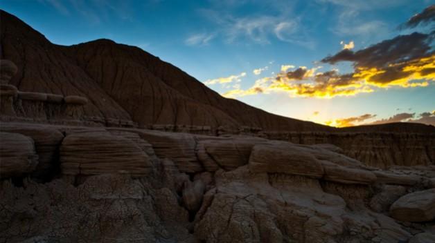 Wild Wyoming - terres arides