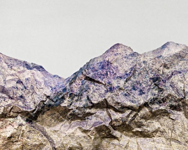 paper mountain - la montagne en papier
