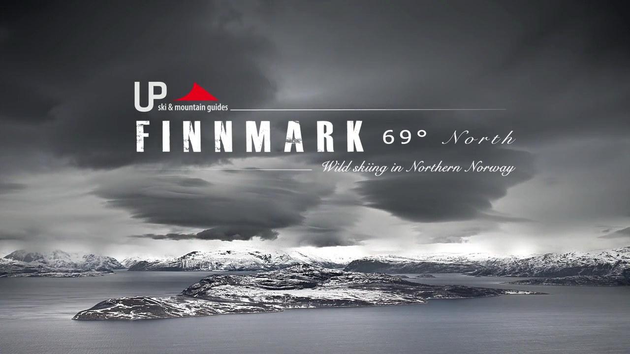 finnmark 69° north - ski de randonnée en norvège