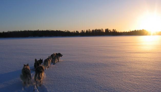 La Finlande avec 66 Nord - des voyages givres