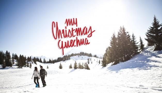 my christmas quechua