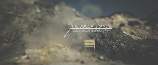 The Solfatara Volcano