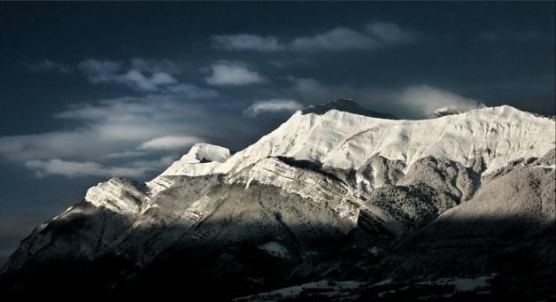 les alpes et les saisons