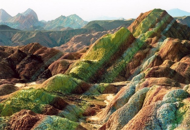ZhangyeDanxia