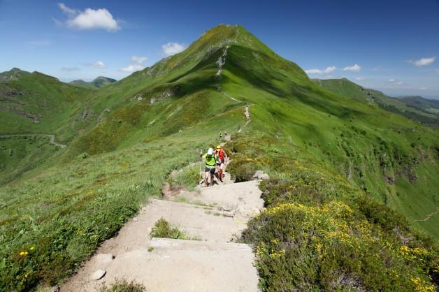 Auvergne trail