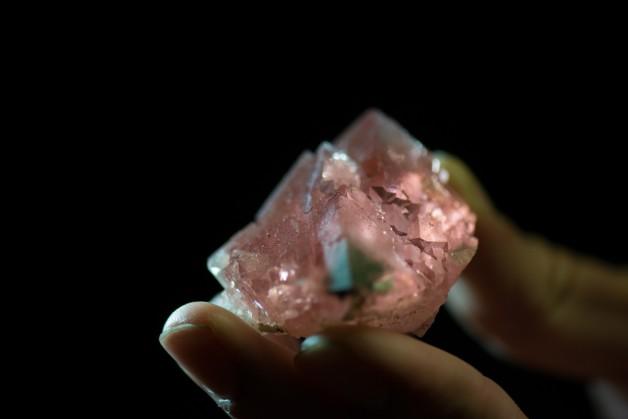 les cristaux du Mont-Blanc