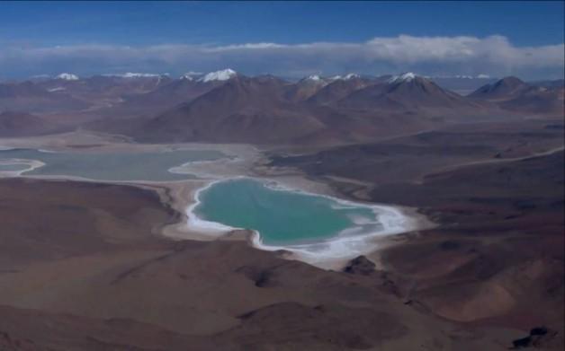 lac haute montagne