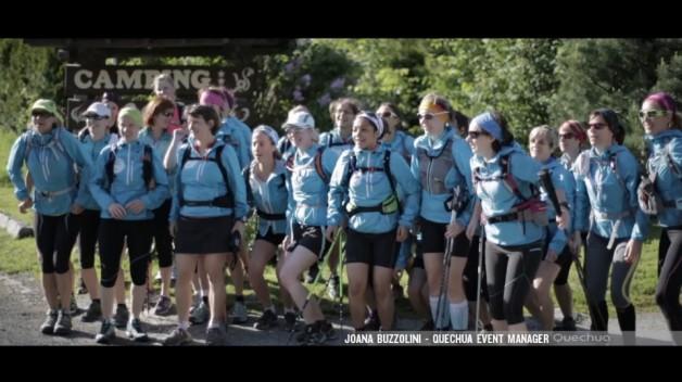 trail au féminin