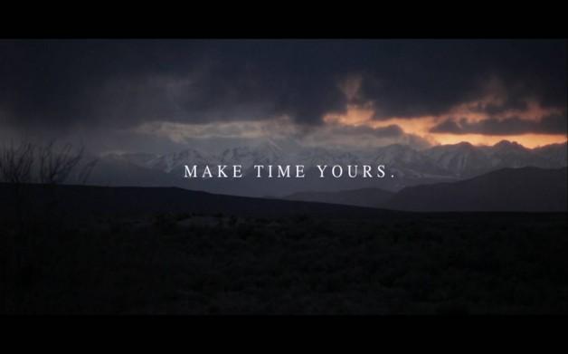 prenez le temps