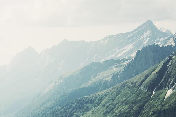 montagne de tyrol
