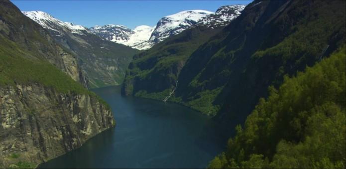 voyage fjord norvège