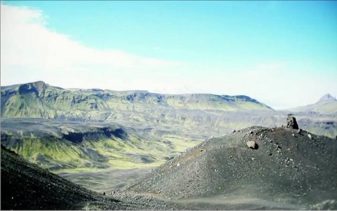 un été en Islande