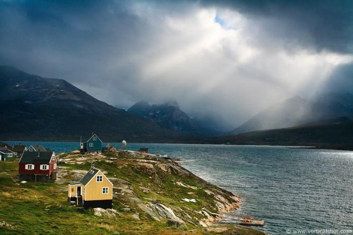 photo de l'Arctique