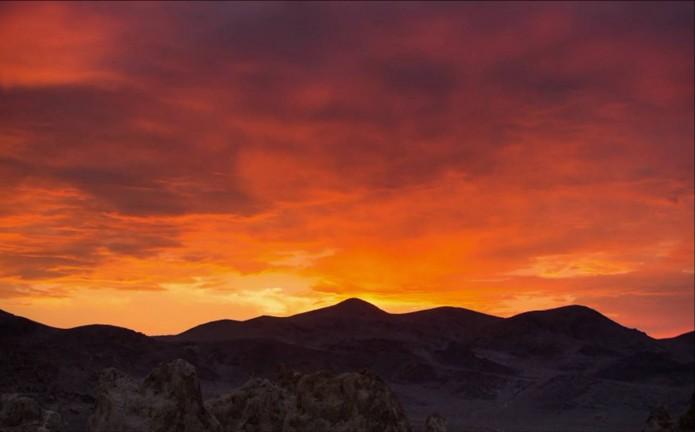 photo ciel coucher du soleil