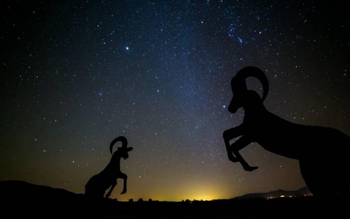 images photo ciel la nuit