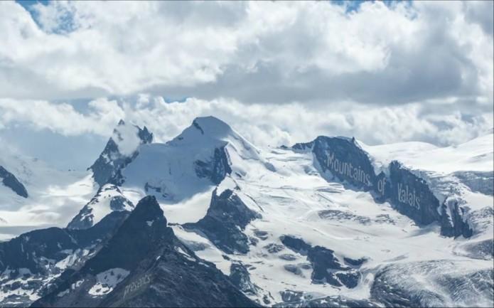 montagne du valais