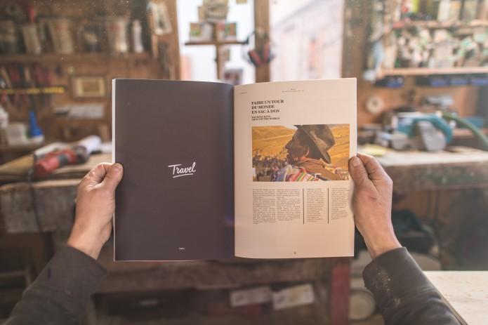 magazine quechua