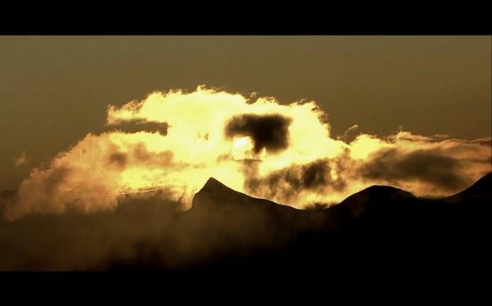 montagne norvégienne