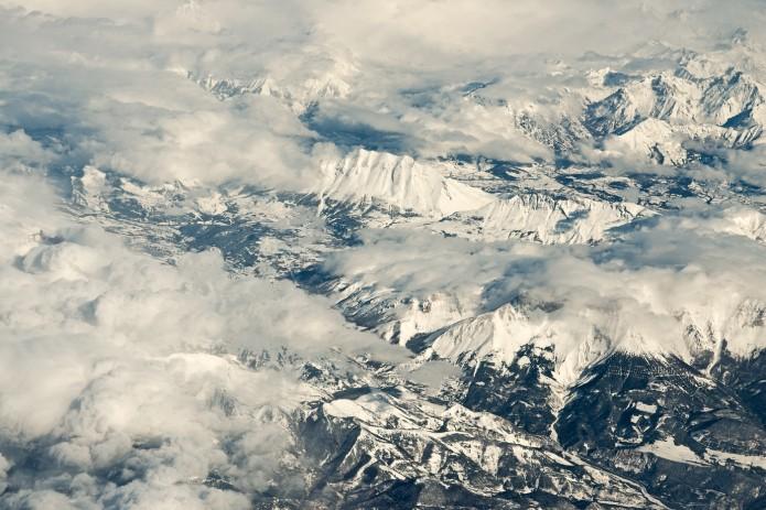paysages aériens