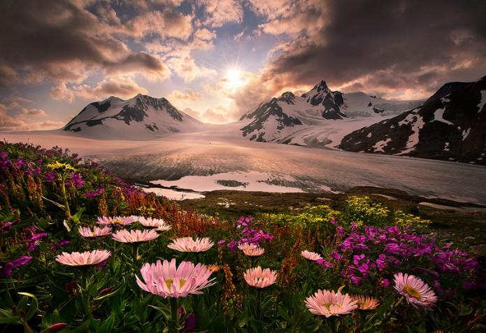 montagnes paysages