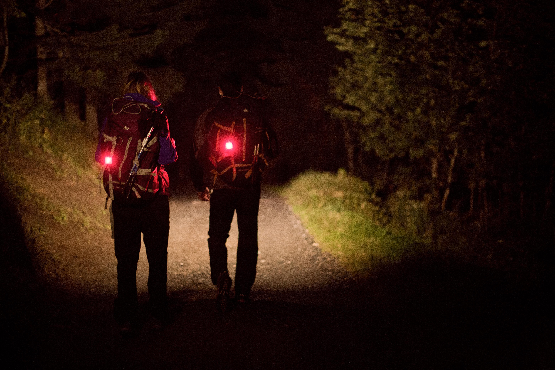 Night Hiking With Quechua Clic