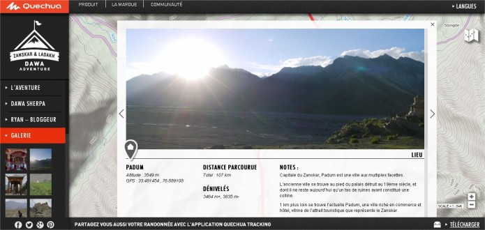 Dawa Sherpa Adventure - Zanskar & Ladakh