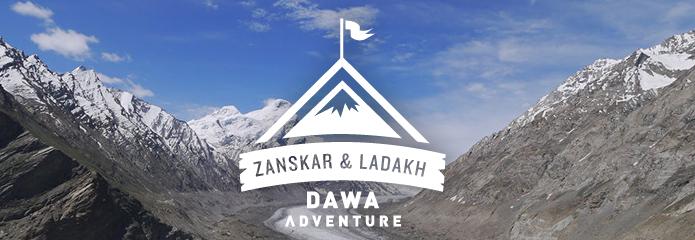 Zanskar & Ladahk adventure trail quehua