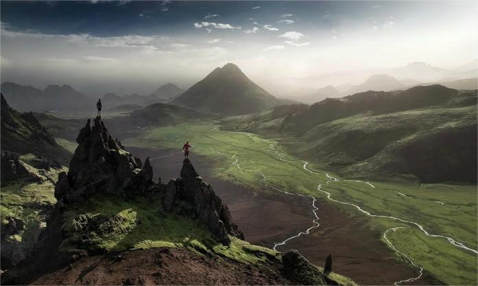 paysage montagne aventurier max rive