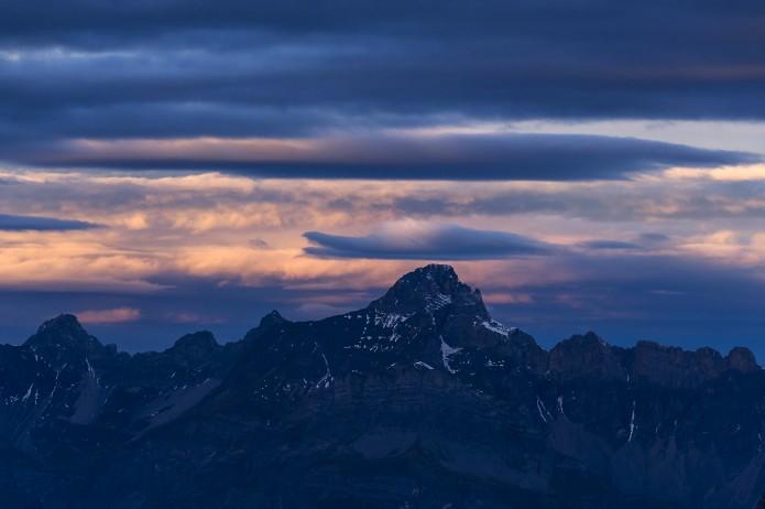 ciel de montagne quechua - eric courcier