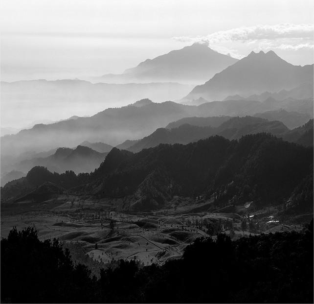 Hengki Koentjoro paysage indonésie