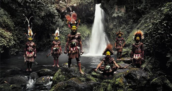 Jimmy Nelson - tribus du monde