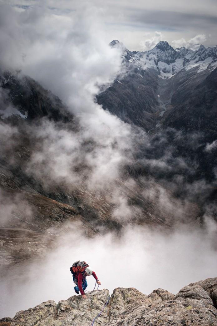 escalade alpinisme massif des écrins