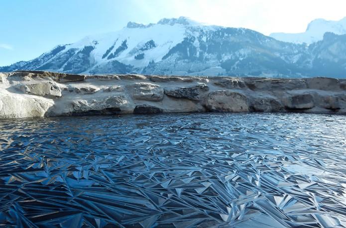 4_Pond In Switzerland