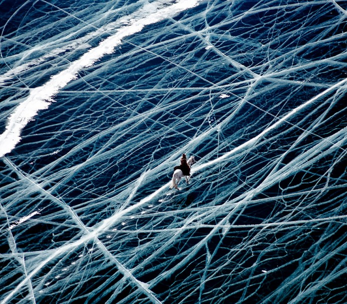 5_Ice Rider In Siberia, Russia