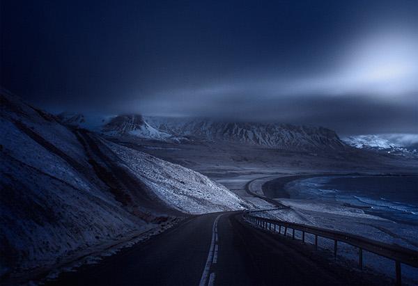 Andy Lee Snæfellsnes peninsula, Iceland