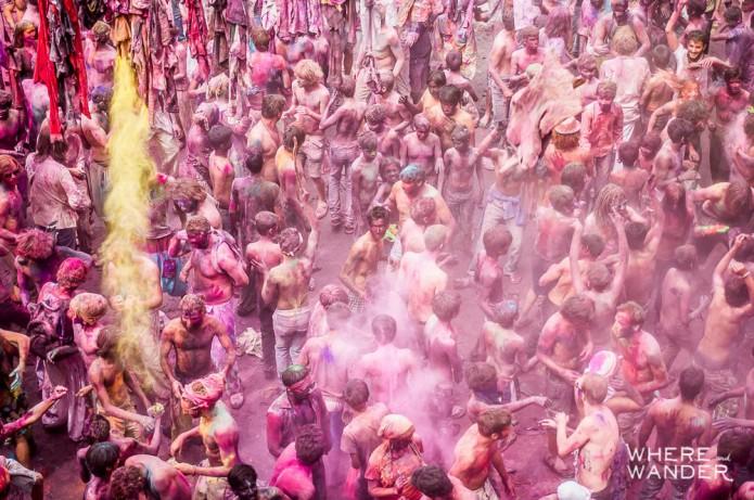 Kien Lam_Holi Festival, Pushkar, India