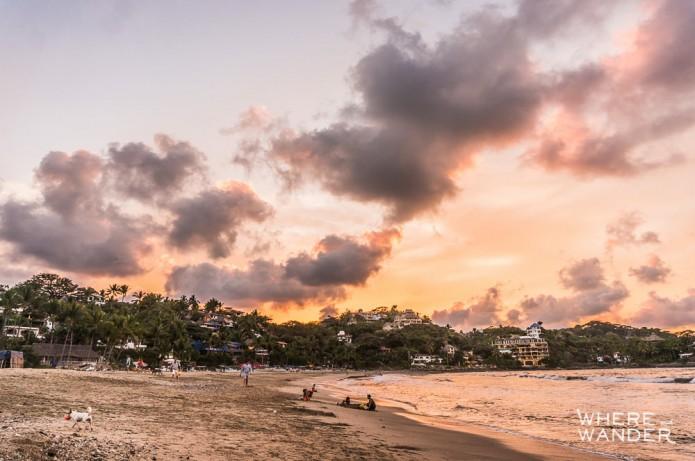 Kien Lam_Sayulita Mexico Sunset