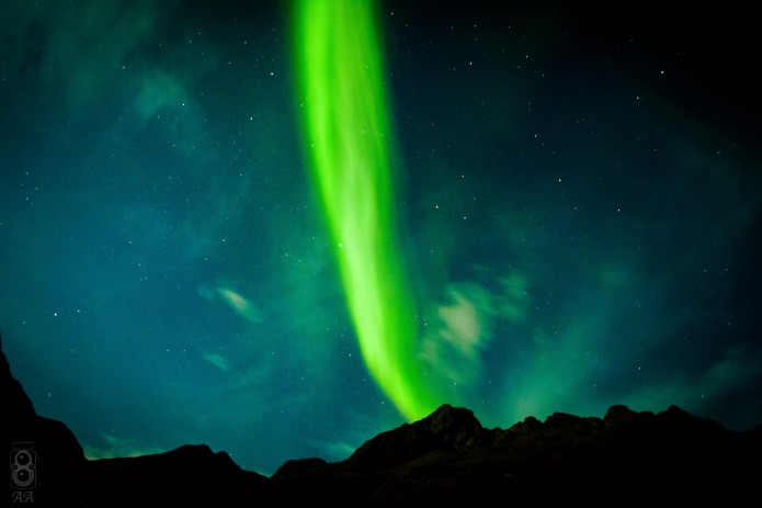 Fire in the Sky - Tromso, Norway