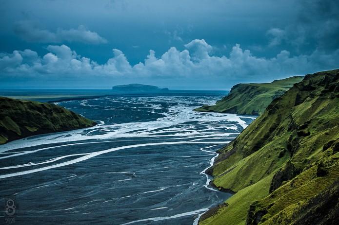Lava Fields - Vik, Iceland