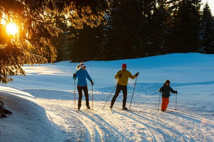 Ski nordique - Station des Rouses - @S. GODIN