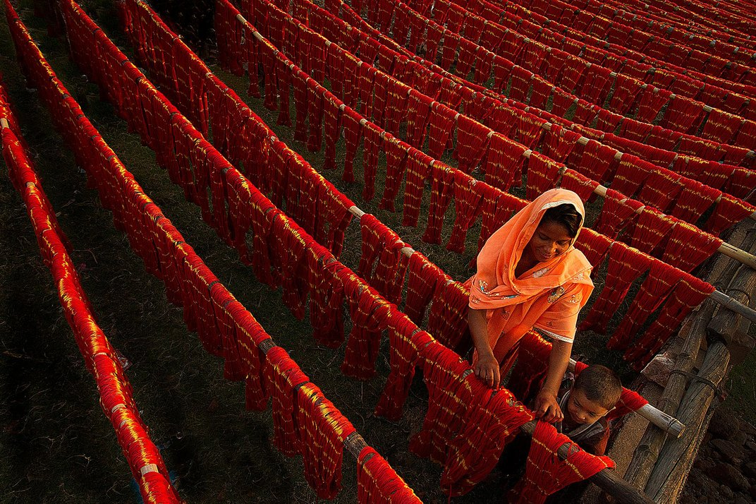 Bhaskar Sur - India -  smithsonian photo contest