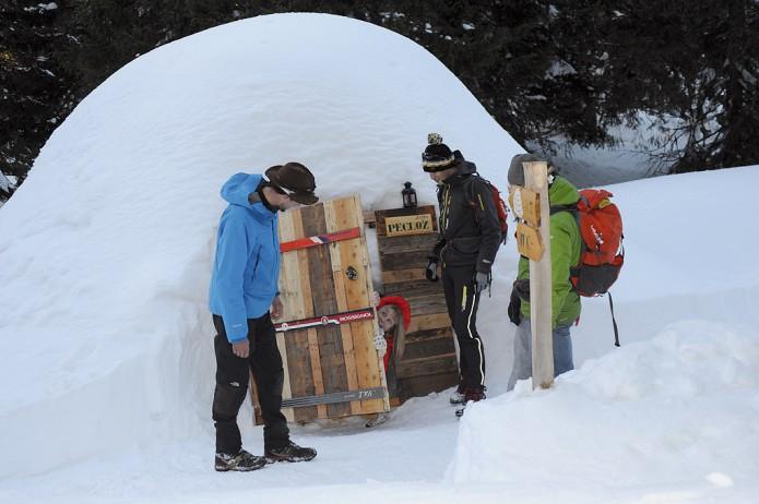 igloo alpes bivouac alpes francaises