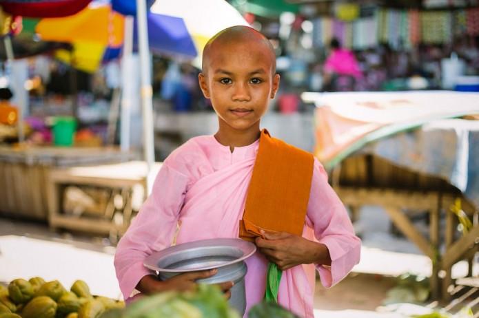 Enfants en Asie par Sallyhateswing