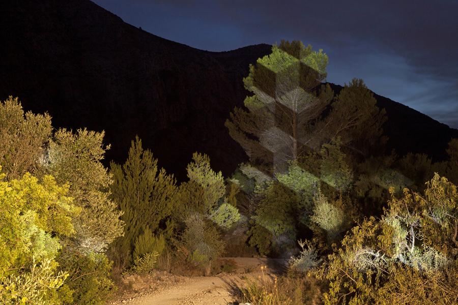 Javier Riera paysage et lumière