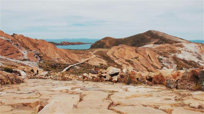Randonnée au Pérou, guillaume juin