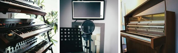 Studio Chut on vous écoute identité sonore