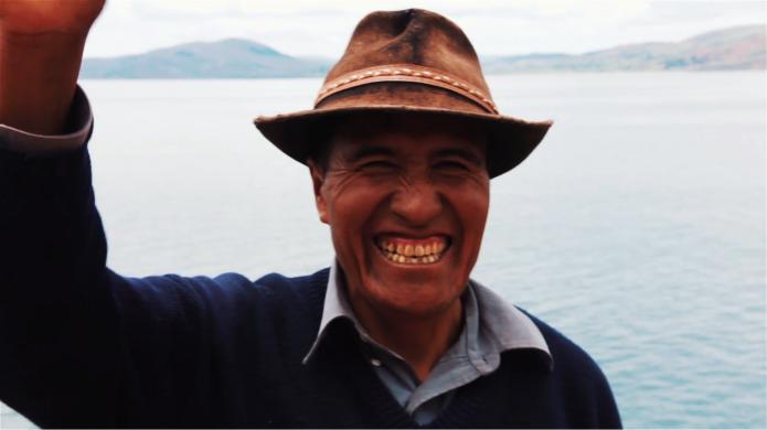 peuple péruvien par Guillaume juin