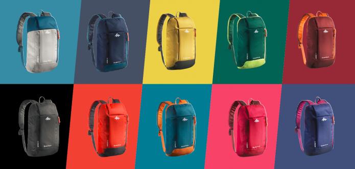 Arpenaz 10 : Toutes les qualités d'un véritable sac à dos de randonnée